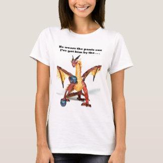 Gotcha by the T-Shirt