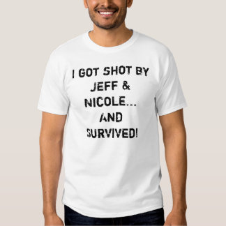 ¡Gotcha! Camiseta de la fotografía Remeras