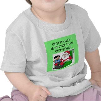gotcha day adoption christmas idea t shirts