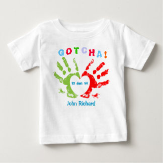 Gotcha Day Baby T-Shirt