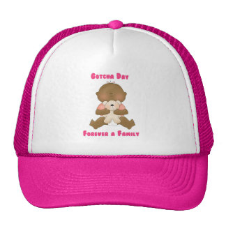 Gotcha Day Forever a Family Hats