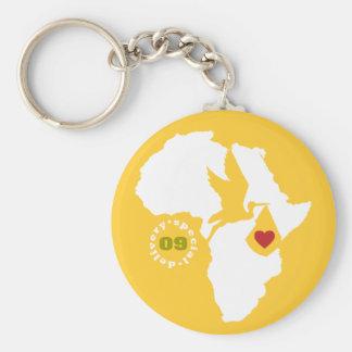Gotcha Day - Keychain