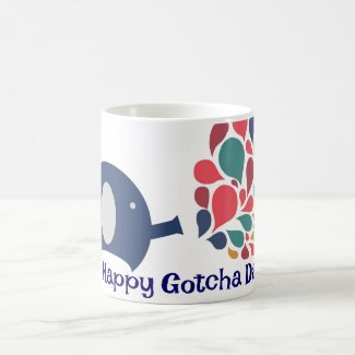 Gotcha Day Mug