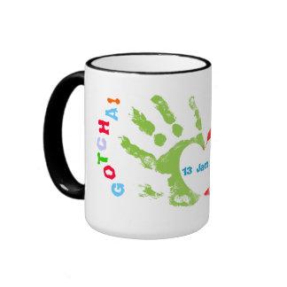 Gotcha Day! Coffee Mug