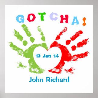 Gotcha Day Print