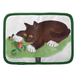 Gotcha el Leprechaun dice el gatito Organizadores