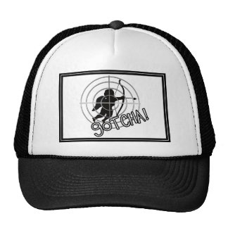Gotcha In Sight! Trucker Hat