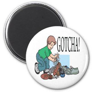 Gotcha Magnets