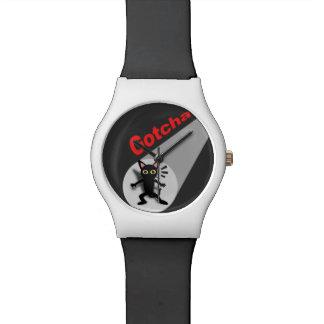 ¡Gotcha! Reloj De Mano