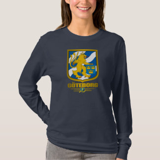 """Goteborg (Gothenburg)"" Apparel T-Shirt"