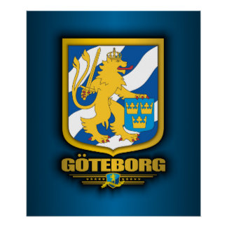 Goteborg Póster