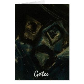 GOTEE GREETING CARD
