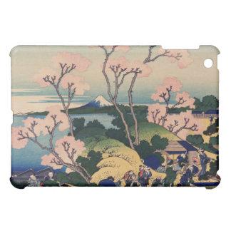 Goten-Yama Hill, Shinagawa on the Tōkaidō Cover For The iPad Mini