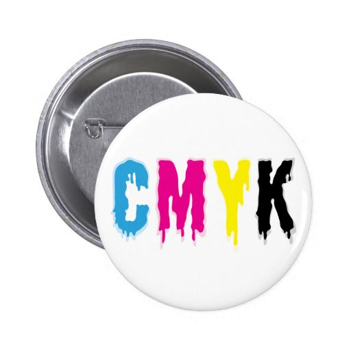 Goteo CMYK Pin Redondo 5 Cm