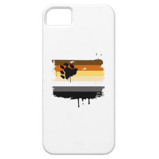 GOTEO DE LA BANDERA DEL OSO - PNG iPhone 5 Case-Mate CARCASA