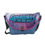 GotG Group Art Messenger Bags