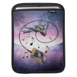 GotG Milano Music iPad Sleeves