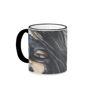 Goth Angel Mug
