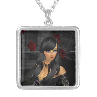 Goth Anime Necklace