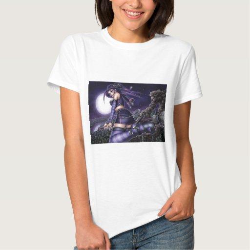 Goth Anime Witch Shirt