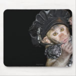 Goth Baby Mouse Pads