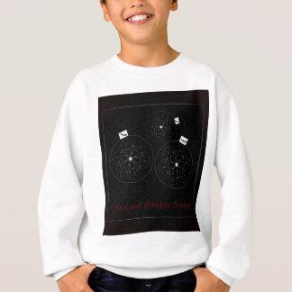 Goth Blessed Holiday Sweatshirt