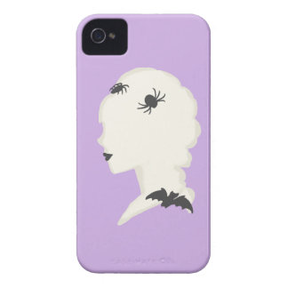 goth cameo iPhone 4 cover