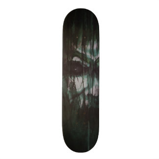 Goth Clown Skateboard