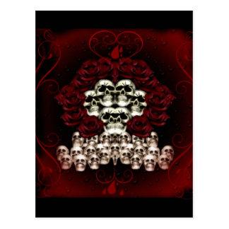 Goth Design-2012 Post Cards