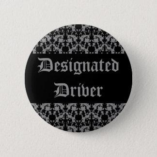 Goth designated driver button