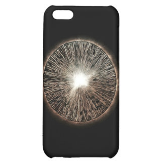 Goth Eclipse Case For iPhone 5C