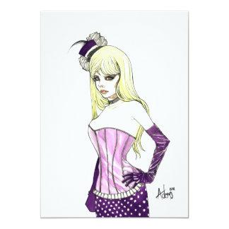 goth Elegance Card