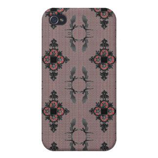 Goth Fairy 4 iPhone 4 Cases