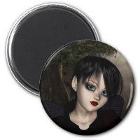 Goth Fairy Magnet