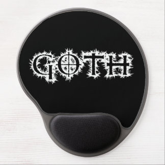 Goth Gel Mouse Pad