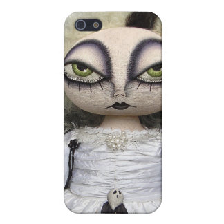 Goth Ghost iPhone Case iPhone 5 Cover