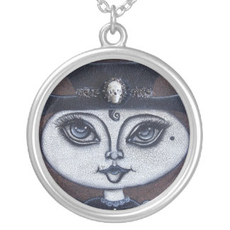 Goth Ghost Necklace