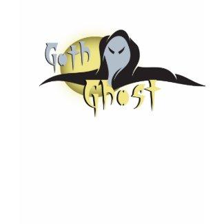 Goth Ghost T- Shirt shirt