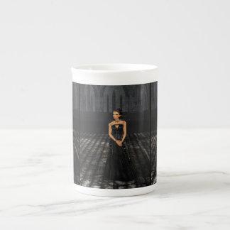 Goth Girl Bone China Mug