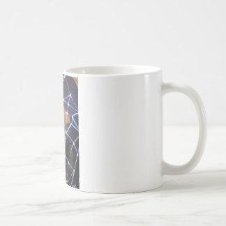 goth girl by sludge coffee mug