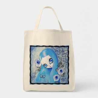 "Goth Girl: ""Christine"" Tote Bag"