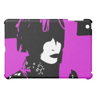 Goth Girl iPad Mini Case