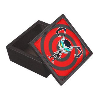 Goth Girl Trinket Box Premium Trinket Box