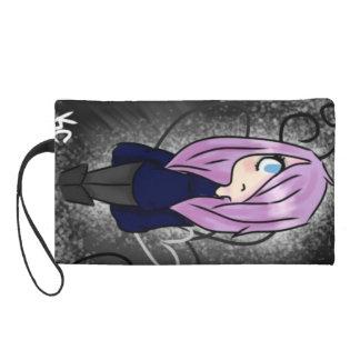 Goth Girl Wristlet
