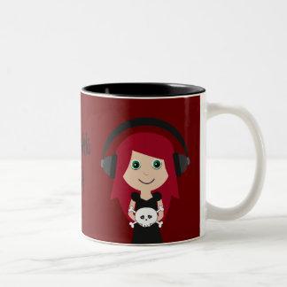 Goth Girls Rock! Mugs