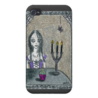 Goth Halloween iPhone 4/4S Cover