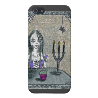 Goth Halloween iPhone SE/5/5s Cover