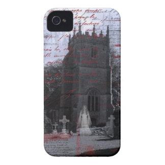 Goth Haunted Cemetery iPhone Case-Mate Case-Mate iPhone 4 Case