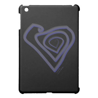 Goth Heart iPad Case.