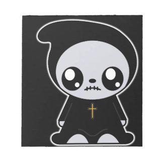 Goth Kawaii Note Pad